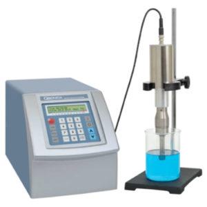 Ultrasonic Liquid Processing